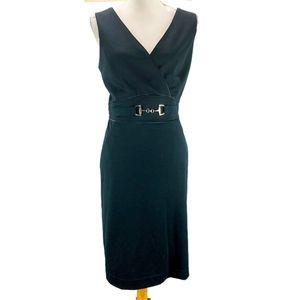 White House Black Market Black Empire Waist Dress
